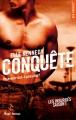 Couverture Les insurgés, tome 1 : La conquête Editions Hugo & Cie (New Romance) 2017