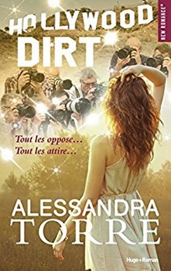 Couverture Hollywood dirt, tome 1
