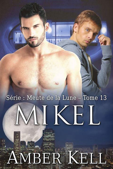 Couverture Meute de la lune, tome 13 : Mikel