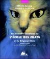 Couverture Les nouvelles aventures de l'école des chats, tome 3 : Le bulgassari blanc Editions Philippe Picquier (Jeunesse) 2008