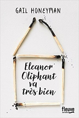 Couverture Eleanor Oliphant va très bien