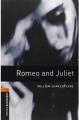 Couverture Roméo et Juliette Editions Oxford University Press 2008