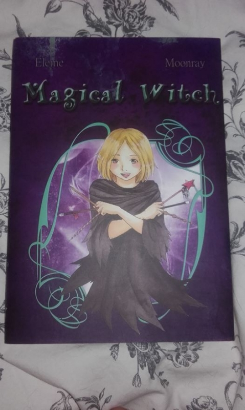 Couverture Magical Witch