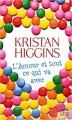 Couverture L'amour et tout ce qui va avec Editions HarperCollins (FR) (Poche) 2016