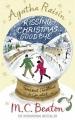 Couverture Agatha Raisin enquête, tome 18 : Un Noël presque parfait Editions Constable 2010