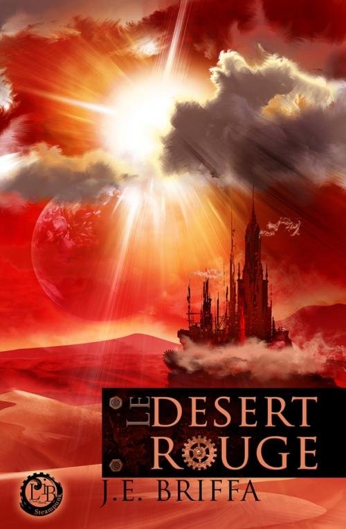 Couverture Le désert rouge