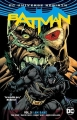 Couverture Batman Rebirth, tome 03 : Mon nom est Bane Editions DC Comics 2017