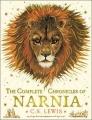 Couverture Le monde de Narnia, intégrale Editions HarperCollins (US) 2013