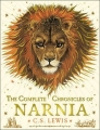 Couverture Le monde de Narnia, intégrale Editions HarperCollins 2013
