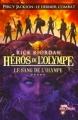 Couverture Héros de l'Olympe, tome 5 : Le Sang de l'Olympe Editions Albin Michel (Jeunesse - Wiz) 2015