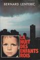 Couverture La nuit des enfants rois Editions France Loisirs 1982