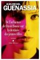 Couverture De l'influence de David Bowie sur la destinée des jeunes filles Editions Albin Michel 2017