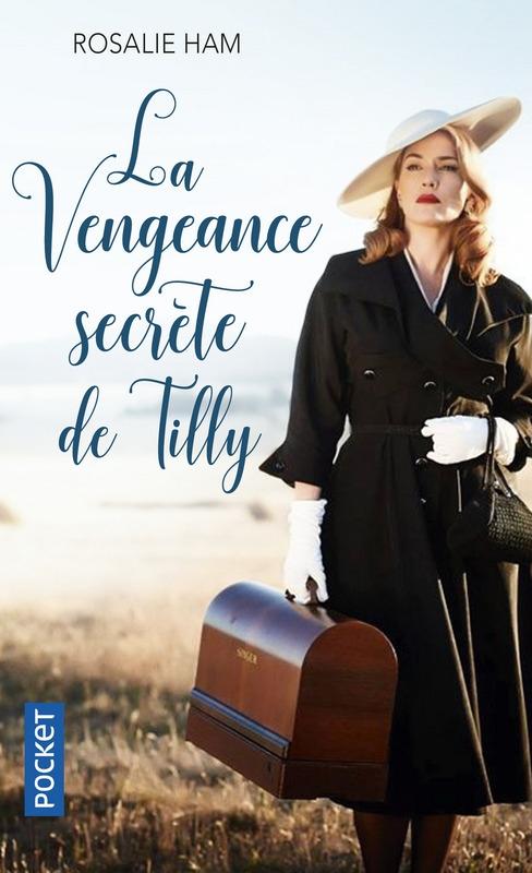 Couverture Vengeance haute couture / La vengeance secrète de Tilly