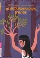 Couverture 16 métamorphoses d'Ovide Editions Flammarion (Jeunesse) 2010