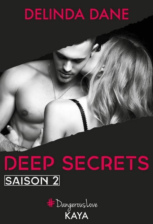 Couverture Deep secrets, tome 2