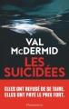 Couverture Les suicidées Editions Flammarion 2017