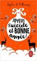 Couverture Joyeux suicide et bonne année ! Editions Le Livre de Poche 2017