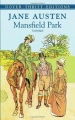 Couverture Mansfield park Editions Dover Thrift (Classics) 2001