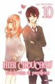 Couverture Hibi Chouchou : Edelweiss et papillons, tome 10 Editions Panini 2017