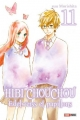 Couverture Hibi Chouchou : Edelweiss et papillons, tome 11 Editions Panini 2017