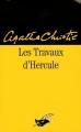 Couverture Les travaux d'Hercule Editions du Masque 1995