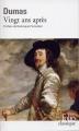 Couverture Vingt ans après Editions Folio  (Classique) 1998