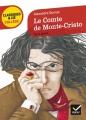 Couverture Le Comte de Monte-Cristo, abrégé Editions Hatier (Classiques & cie - Collège) 2014
