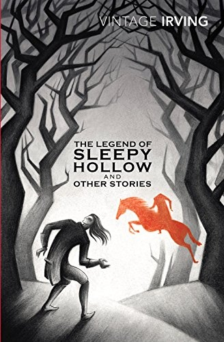 Couverture The legend of Sleepy Hollow and other stories