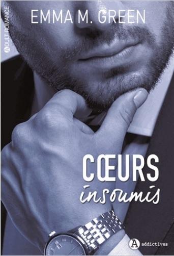 Couverture Corps impatients, tome 2 : Coeurs insoumis