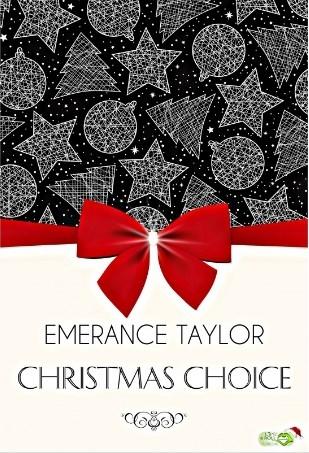 Couverture Christmas choice