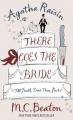 Couverture Agatha Raisin enquête, tome 20 : Voici venir la mariée Editions Constable 2010