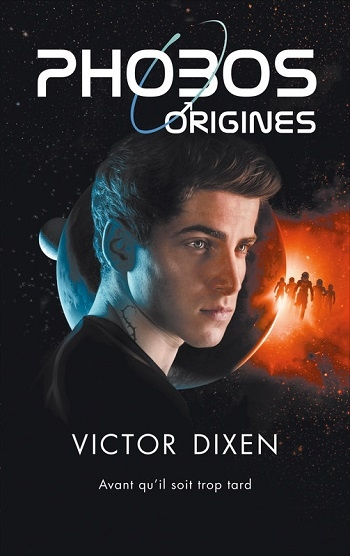 Couverture Phobos : Origines