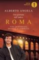 Couverture Une journée dans la Rome antique Editions Oscar Mondadori 2016