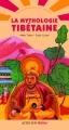 Couverture La Mythologie tibétaine Editions Actes Sud (Junior) 2011