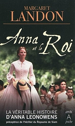 Couverture Anna et le Roi
