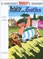 Couverture Astérix, tome 03 : Astérix et les goths Editions Dargaud 1992