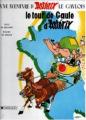 Couverture Astérix, tome 05 : Le tour de Gaule d'Astérix Editions Dargaud 1991