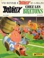 Couverture Astérix, tome 08 : Astérix chez les bretons Editions Dargaud 1992