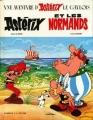 Couverture Astérix, tome 09 : Astérix et les normands Editions Dargaud 1992
