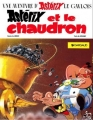Couverture Astérix, tome 13 : Astérix et le chaudron Editions Dargaud 1991