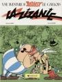 Couverture Astérix, tome 15 : La zizanie Editions Dargaud 1991