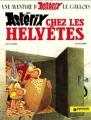 Couverture Astérix, tome 16 : Astérix chez les helvètes Editions Dargaud 1991