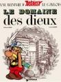 Couverture Astérix, tome 17 : Le domaine des dieux Editions Dargaud 1991