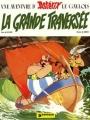 Couverture Astérix, tome 22 : La grande traversée Editions Dargaud 1991