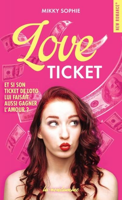 Couverture Love ticket
