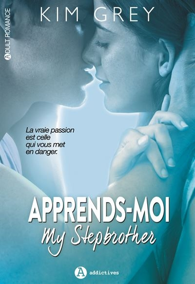Couverture Apprends-moi my stepbrother, tome 1