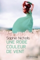 Couverture Une robe couleur de vent Editions Préludes 2017