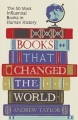 Couverture Books that Changed the World: the 50 Most Influential Books in Human History Editions Quercus 2014