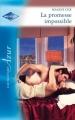 Couverture La promesse impossible Editions Harlequin (Azur) 2009