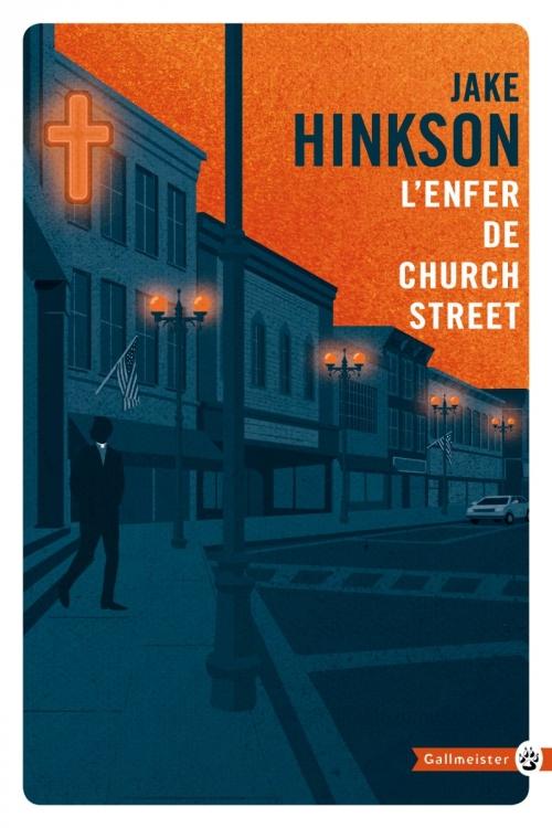 Couverture L'enfer de Church street